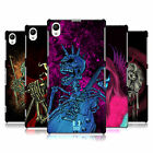 HEAD CASE DESIGNS SKULL OF ROCK CASE COVER FOR SONY XPERIA Z1 C6902