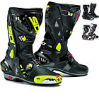 SIDI VORTICE AIR VENTED RACE TRACK SPORTS BIKE MOTORCYCLE MOTORBIKE ROAD BOOTS