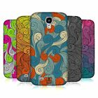 HEAD CASE DESIGNS VIVID SWIRLS CASE COVER FOR SAMSUNG GALAXY S4 I9500
