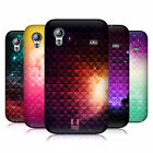 HEAD CASE PRINTED STUDDED OMBRE BACK CASE COVER FOR SAMSUNG GALAXY ACE S5830