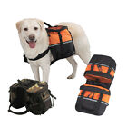 Zack & Zoey Day Tripper Dog Backpack in Medium or Large - Choose Camo or Orange