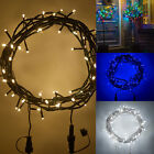 60/120/180/240/300 LED Battery Operated Indoor/Outdoor Xmas Fairy String Lights