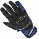 SPADA MX-AIR BLUE ENDURO GREEN LANING MOTORCYCLE MOTORBIKE GLOVES