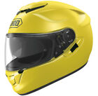 SHOEI GT AIR BRILLIANT YELLOW MOTORCYCLE MOTORBIKE BIKE SPORTS TOURING HELMET