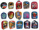Kids Childrens Boys Girls Character / Disney Backpack Rucksack School Bag