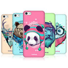 HEAD CASE FAUNA HIPSTERS PROTECTIVE SNAP-ON BACK CASE COVER FOR APPLE iPHONE 5C