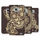 HEAD CASE DESIGNS HENNA CASE COVER FOR SAMSUNG GALAXY S2 II I9100