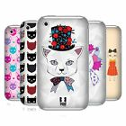 HEAD CASE DESIGNS PRINTED CATS CASE COVER FOR APPLE iPHONE 3G 3GS