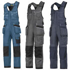 Snickers Service Work Overalls with Kneepad Pockets. OFFICIAL UK DEALER-0212