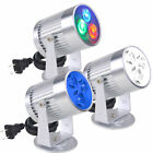 3LEDs 3W Aluminum Pinspot Stage Effect Light Disco Party Display Color Optional