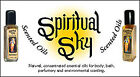Spiritual Sky Scented Oil: 1/4 oz: You Pick the Fragrance  Perfume Oils
