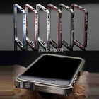 Luxury Blade Metal Aluminum Frame Bumper Case Cover For Apple iPhone 4 4S 5 5G