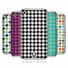 HEAD CASE DESIGNS HOUNDSTOOTH PATTERNS CASE COVER FOR APPLE iPHONE 3G 3GS