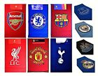 OFFICIAL LICENSED BOYS/GIRLS BEDROOM RUG FOOTBALL MAT SIZE APPROX 80cm x 50cm