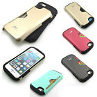 Shock Proof heavy hybrid duty rugged armor Matte case cover for iPhone 5 5S 5C