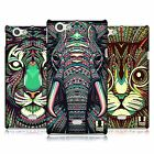 HEAD CASE DESIGNS ANIMAL FACES SERIES 2 BACK CASE FOR SONY XPERIA MIRO ST23i