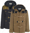 Size S M L XL Mens Jacket COAT Hood Casual Parka