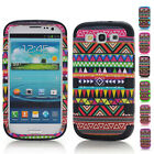 Cool Protective for Samsung Galaxy S3 Skin Hybrid Silicone Hard Case Back Cover
