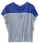 NEW Aeropostale Aero Womens Colorblocked Striped Batwing Shirt Top Blouse Sz XXL