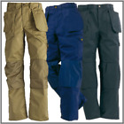 Blaklader Knee Pad Work Trousers with Nail Pockets (PolyCotton)-15301860