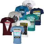 JACK & JONES - MENS & BOYS T-SHIRTS - JACK AND JONES CORE & ORIGNAL TEE -  NEW