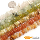 Wholesale 6-7MM Freeform Chips Gemstone Nugget Spacer Beads For Jewelry Making