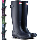 Womens Hunter Original Adjustable Back Wellington Festival Rain Snow Boot UK 3-9