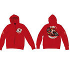 Marc Marquez 93 Cartoon Bike Moto GP Kids Hoodie Fleece Official New