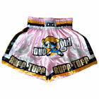 DUOGEAR DUO GIRL PINK KICKBOXING THAI BOXER FIGHTER SHORTS
