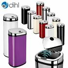Dihl Automatic Infrared Motorised Kitchen Sensor Bins. Various Colours & Sizes