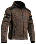 LINDSTRANDS HALVARSSONS WOOLLY MOTORCYCLE BIKE SKI WINDPROOF WOOLEN JACKET