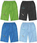 Boys Sport Cargo Shorts Kids New Black Blue White Age 2 4 6 8 10 12 13 Years