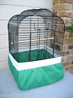 """Bird cage tidy NEW """" FULL COVER """" Under Cage Seed Catcher  - SMALL 155 to 198cm"""