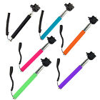 Digital Camera Selfie Self Portrait Extendable Telescopic Handheld Pole Monopod