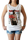 The Walking Dead Rick Grimes women's singlet Tank Top shirt Andrew Lincoln  XS-L
