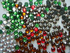Glass Hotfix Pre-glued Flatback  rhinestones x3mm - x500 (c)