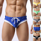 Summer Men Mens swimwear swimming brief Underwear bikini boxer Swim Briefs Cool