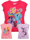 Girls My Little Pony T Shirt Childs Short Sleeve Top Kids New Age 2 - 8 Years