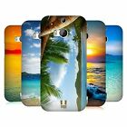 HEAD CASE DESIGNS BEAUTIFUL BEACHES CASE COVER FOR HTC ONE M8