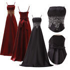 HOT Lady Retro Gorgeous Prom Dress Long Evening Party Bridesmaid Formal Wedding