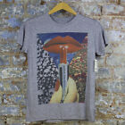 Obey Make Believe Casuals Short Sleeve T-Shirt New - Heather Grey - Size: S