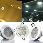 6/12/ PCSx 7W/12W Recessed Lamp LED Downlight ceiling  spot light With Driver US