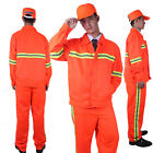 Visibility Reflective Security Safety Work Clothes Construction Traffic Jacket
