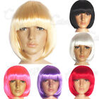 SEXY LADIES FASHION BOB STYLE SHORT PARTY WIG FANCY DRESS WIGS COSPLAY COSTUME
