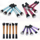 4Color Pro Different Style Makeup Powder Blush Foundation Brushes Cosmetics Tool