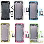 New Housing Back Door Rear Battery Cover Case Replacement For iPhone 5C