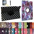 "Rotating Leather Case Cover Stand Galaxy Tab 3 10.1"" GT-P5210 GT-P5200 GT-P5220"