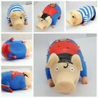 pet puppy talking plaything cute pirate pig rubber funny dog relief Sound toy 31
