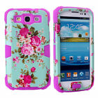 Hot Multi-Colors Floral Dustproof Case Cover Skin Shell OF Samsung Galaxy S3 JS