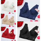 5 Sizes Sexy New Crop Top Sports Padded Boob Tube Leisure Lace Vest Sleep Bra
